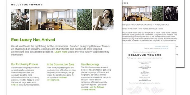 Email Sample – Bellevue Towers