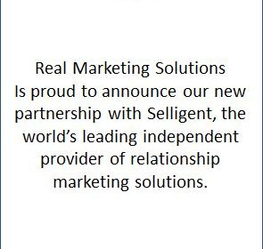 Selligent – Real Marketing Solutions Partnership